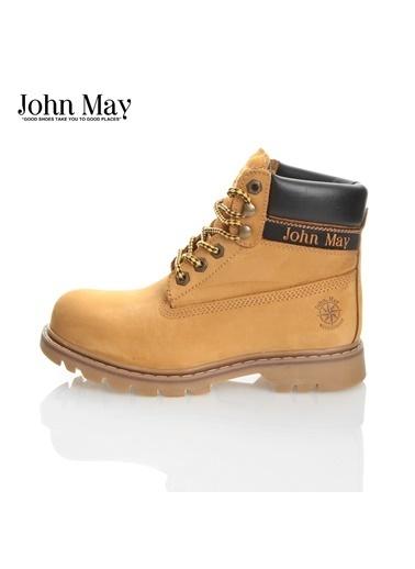 John May Bot Sarı